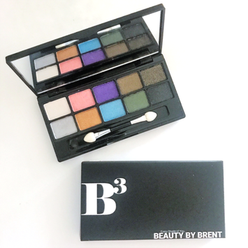 Beauty by Brent Eyeshadow Palettes