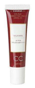 KORRES Wild Rose Colour Correcting Cream SPF 30