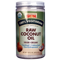 Health From The Sun Raw Coconut Oil