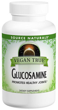 Source Naturals Vegan True Glucosamine-60 Tablets