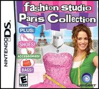 505 Games Fashion Studio: Paris Collection