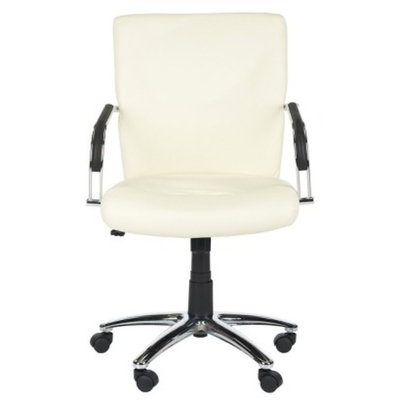 Office Chair: Safavieh Vikki Desk Chair