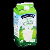 Stonyfield Organic 1% Low Fat Milk