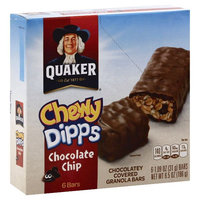 Quaker® Chewy Dipps Granola Bars Chocolate Chip