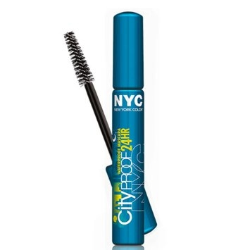 NYC New York Color City Proof 24 HR Waterproof Mascara