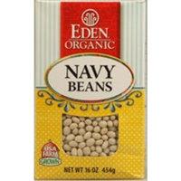 Eden Foods - Organic Dry Navy Beans - 16 oz.