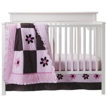 Pam Grace Creations Pam Grace Creation's Pam's Petals 10-Piece Crib Bedding Set