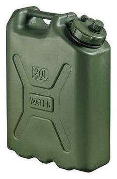 SCEPTER 06664 Water Container,5 gal, Green