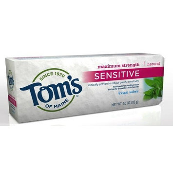 Toms Of Maine TOM'S OF MAINE True Mint Sensitive Toothpaste 4 OZ