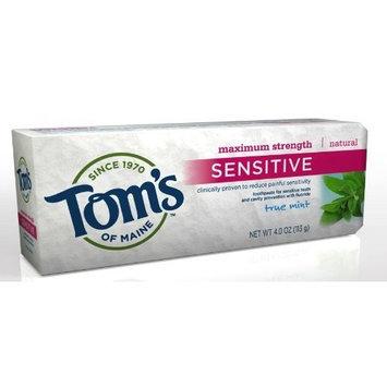 Tom's OF MAINE True Mint Maximum Strength Sensitive Toothpaste