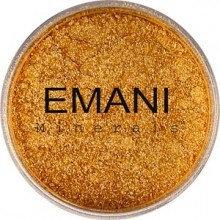 Emani Vegan Cosmetics Emani Minerals Crushed Mineral Color Dust Gold Digger