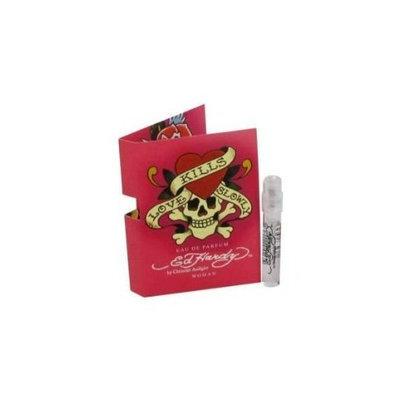 Ed Hardy .05 oz Eau de Parfum Spray by Christian Audigier for Women Vial Sample