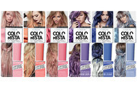 L'Oréal Paris Colorista Semi-Permanent Hair Color for Light Blonde or Bleached Hair