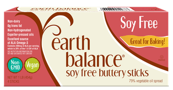 Earth Balance® Soy Free Buttery Sticks