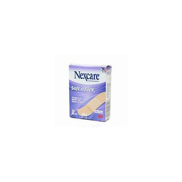 Nexcare Soft'n Flex Bandage, One Size, 35-Count Packages (Pack of 6)