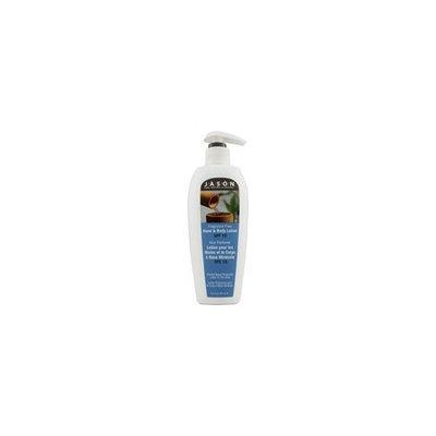 JĀSÖN Jason Fragrance Free Moisturizing Hand & Body Lotion with SPF 15