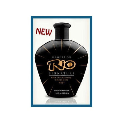 2008 Blame It on Rio Tanning Lotion