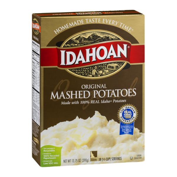 Idahoan Original Mashed Potatoes