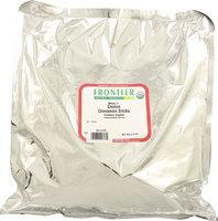 Frontier Bulk Cinnamon Sticks Ceylon Soft 3 long 1 lb. package 267