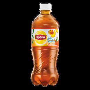 Lipton® Black Diet Iced Tea Peach