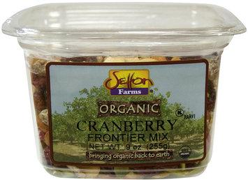 Setton Farms Organic Cranberry Frontier Mix-9 oz Container