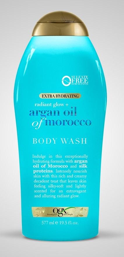 OGX® Argan Oil Of Morocco Extra Hydrating Body Wash