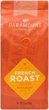 Paramount Coffee Dark French Roast Coffee-12 oz Bag