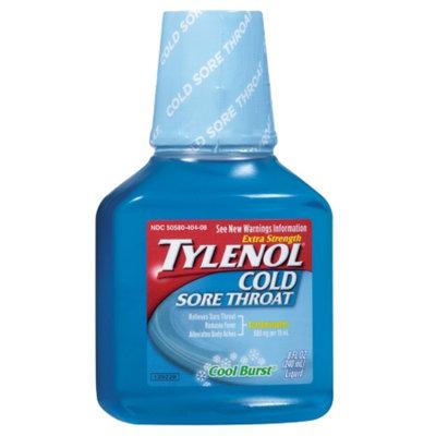 Tylenol Sore Throat Liquid