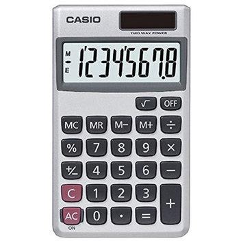 CASIO CIOSL300VES Casio SL-300SV Solar Powered Standard Function Calculator
