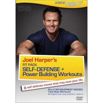 Dptv Media Joel Harper's Fit Pack - Self Defense + Power Building Workouts