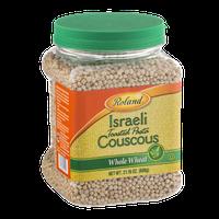 Roland Israeli Toasted Pasta Couscous Whole Wheat