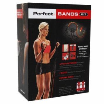 Perfect Fitness Bands Kit, 1 ea
