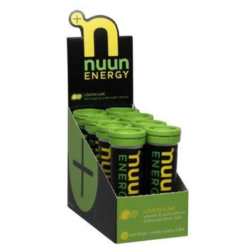 nuun Energy Lemon Lime