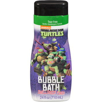 Nickelodeon Teenage Mutant Ninja Turtles Shellshock Punch Bubble Bath, 24 fl oz