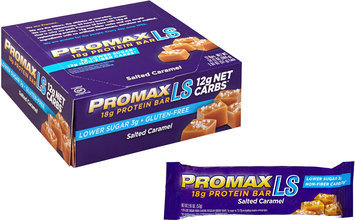 Promax LS Salted Caramel, 1.72 Pound (Pack of 12)