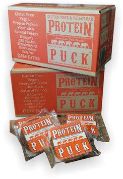 Protein Puck Almond Butter Dark Chocolate Protein Puck-16 Bars