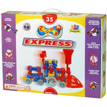 Infinitoy Alex Brands ZOOB 0Z13035 ZOOB Jr. Express
