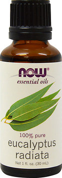 Eucalyptus Radiata Oil Now Foods 1 fl oz Liquid
