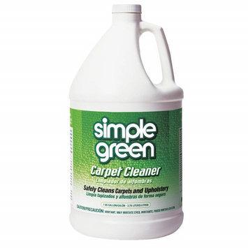 SIMPLE GREEN 0510000615128 Carpet Cleaner,1 gal. Bottle