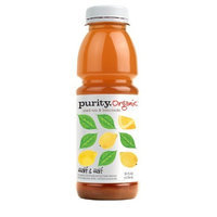 Purity.organic Purity Organic Half & Half, 16-Ounce Bottles (Pack of 12)