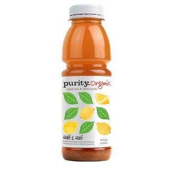 Purity.organic Purity Organic Half & Half, 16-Ounce Bottles (Pack of 12)