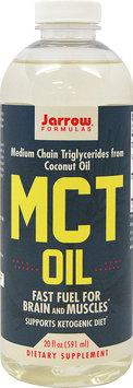 MCT Oil Jarrow Formulas 20 fl oz Oil