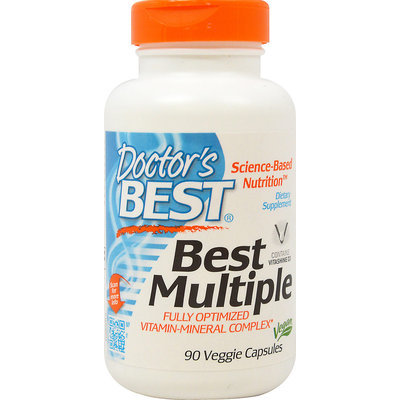 Doctor's Best Multiple 90 Veggie Capsules