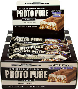 Precision Engineered Protopure Smores 78 gram Bar-12-Bars