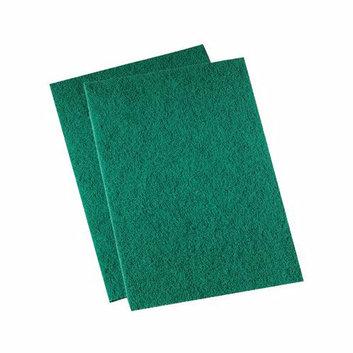 PREMIERE PADS Premiere Pads - Medium-Duty Scour Pads Med Duty Scrubber Thi  -Green: 721-196 - med duty scrubber thi  -green