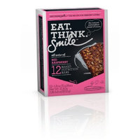 Apure Foods Eat. Think. Smile. Baked Nutrition Bar, Red Raspberry, 1.8-Ounce Bars (Pack of 12)