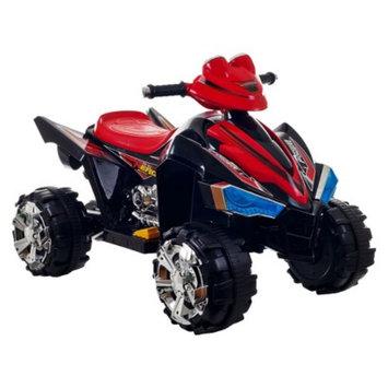 Lil' Rider Sound Effects Pro Circuit Hero 4 Wheeler ATV - Red