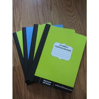 Caliber Composition Book, Wide Ruled, 100 Sheets, 9.75