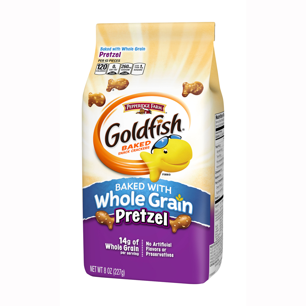 Pepperidge Farm® Goldfish® Pretzel Baked Snack Crackers