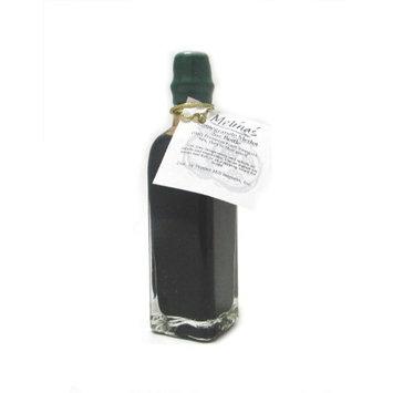 Melina's Pomegranate Merlot Vinegar, 2-Ounce Glass Bottle